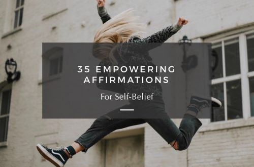 empowering affirmations