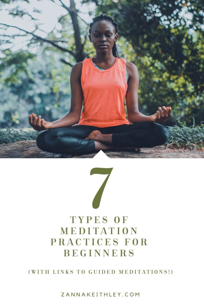 meditation practices for beginners