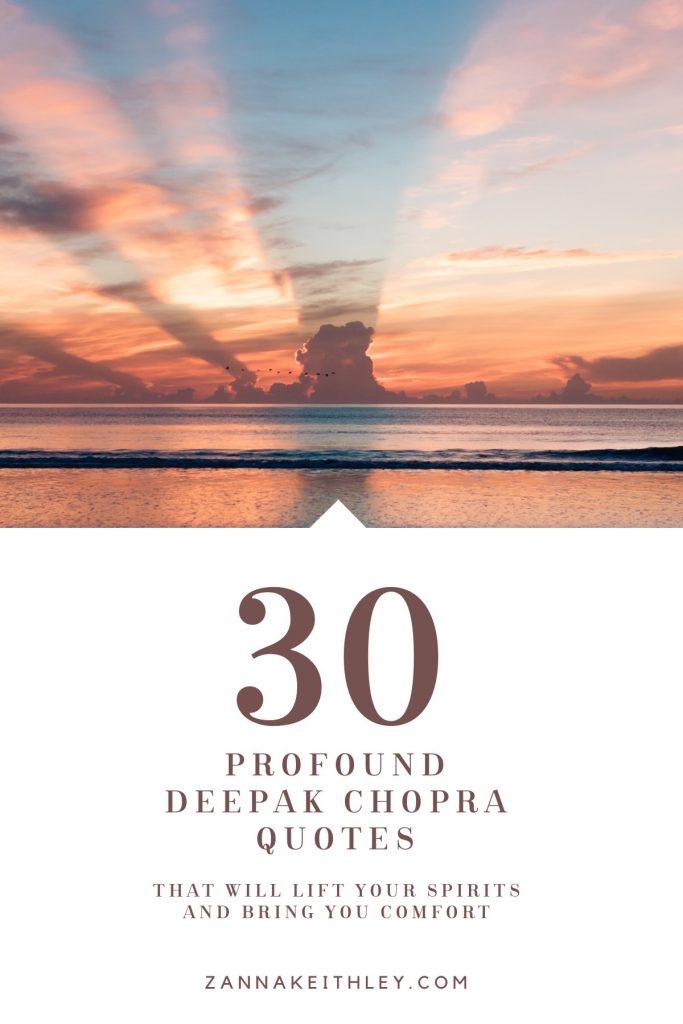 Deepak Chopra Quotes