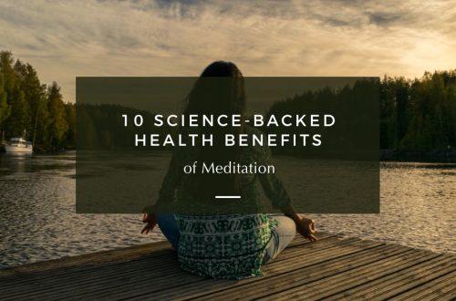 meditation health benefits