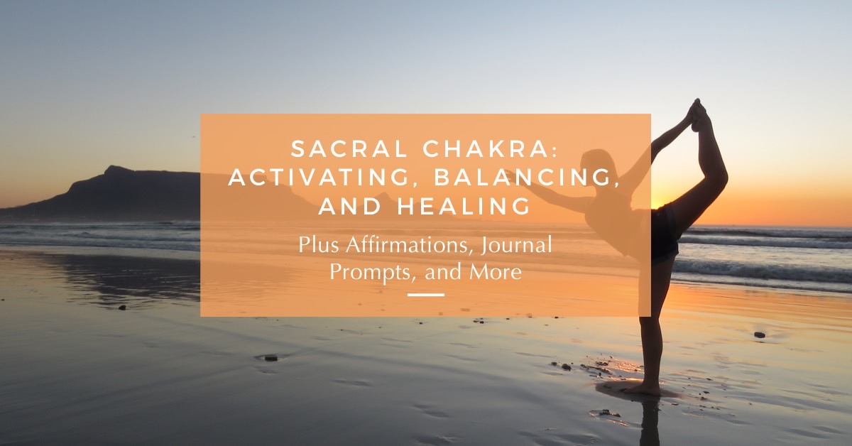 what is the sacral chakra