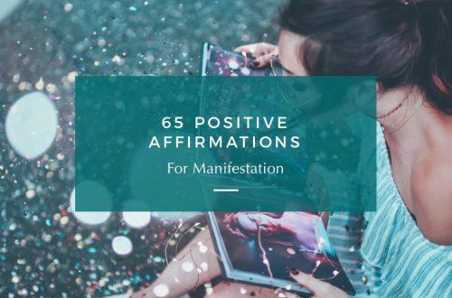Affirmations for Manifestation