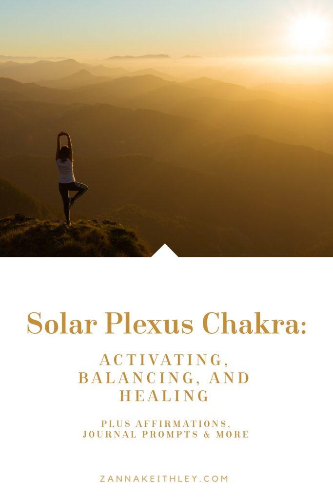 what is solar plexus chakra