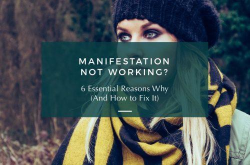 manifestation not working