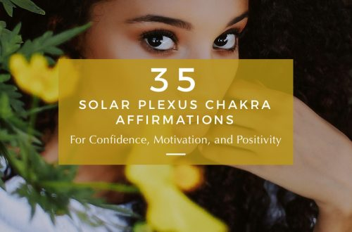 solar plexus chakra affirmations