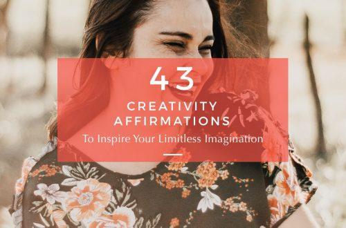 creativity affirmations