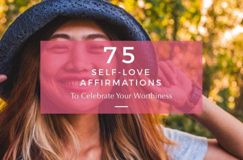 self love affirmations