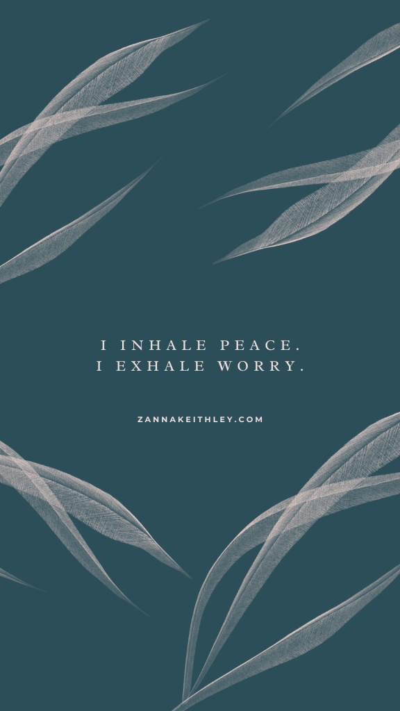 affirmations for peace