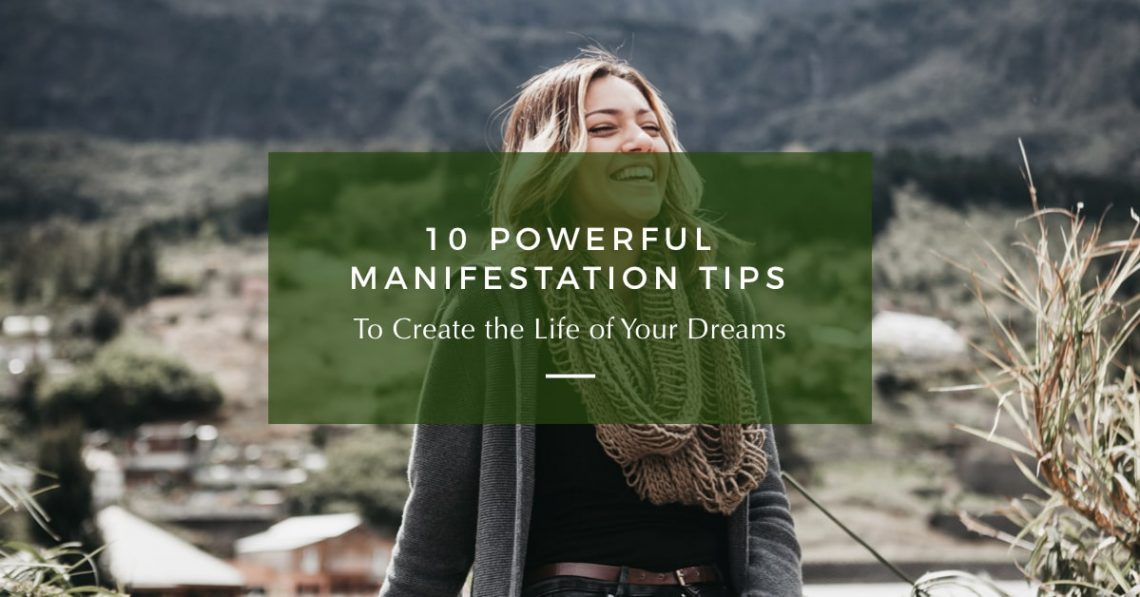 manifestation tips
