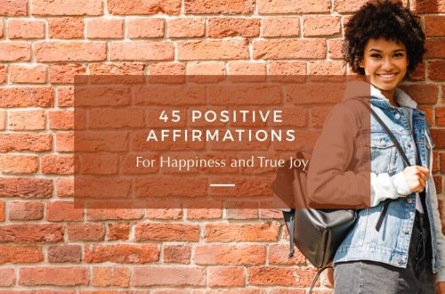 affirmations for happiness