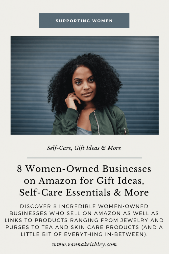 women-owned businesses on amazon