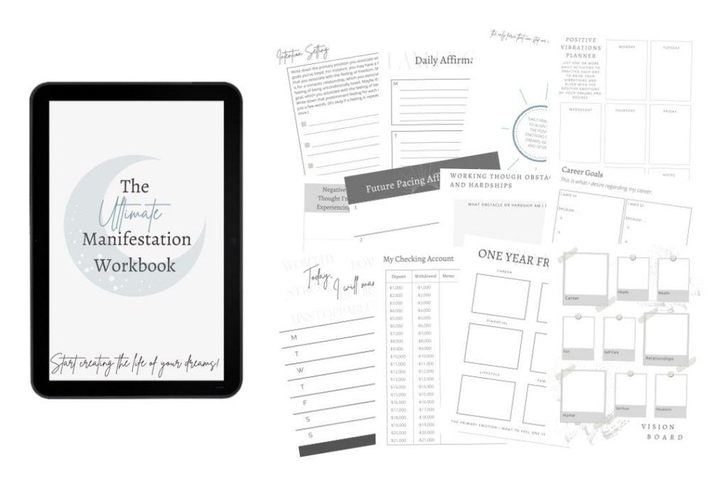 manifestation workbook