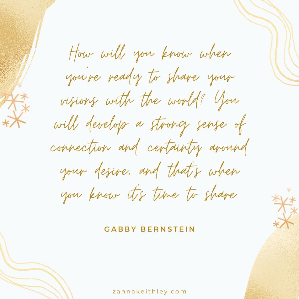 gabby bernstein quotes