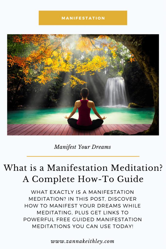 manifestation meditation
