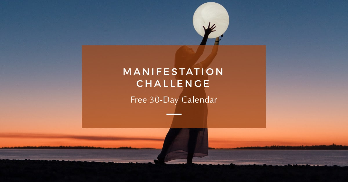 Manifestation Challenge: Free 30-Day Calendar