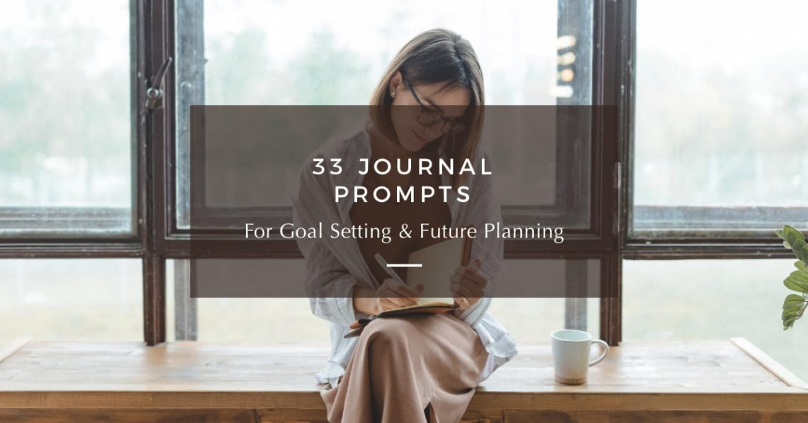 journal prompts for goal setting