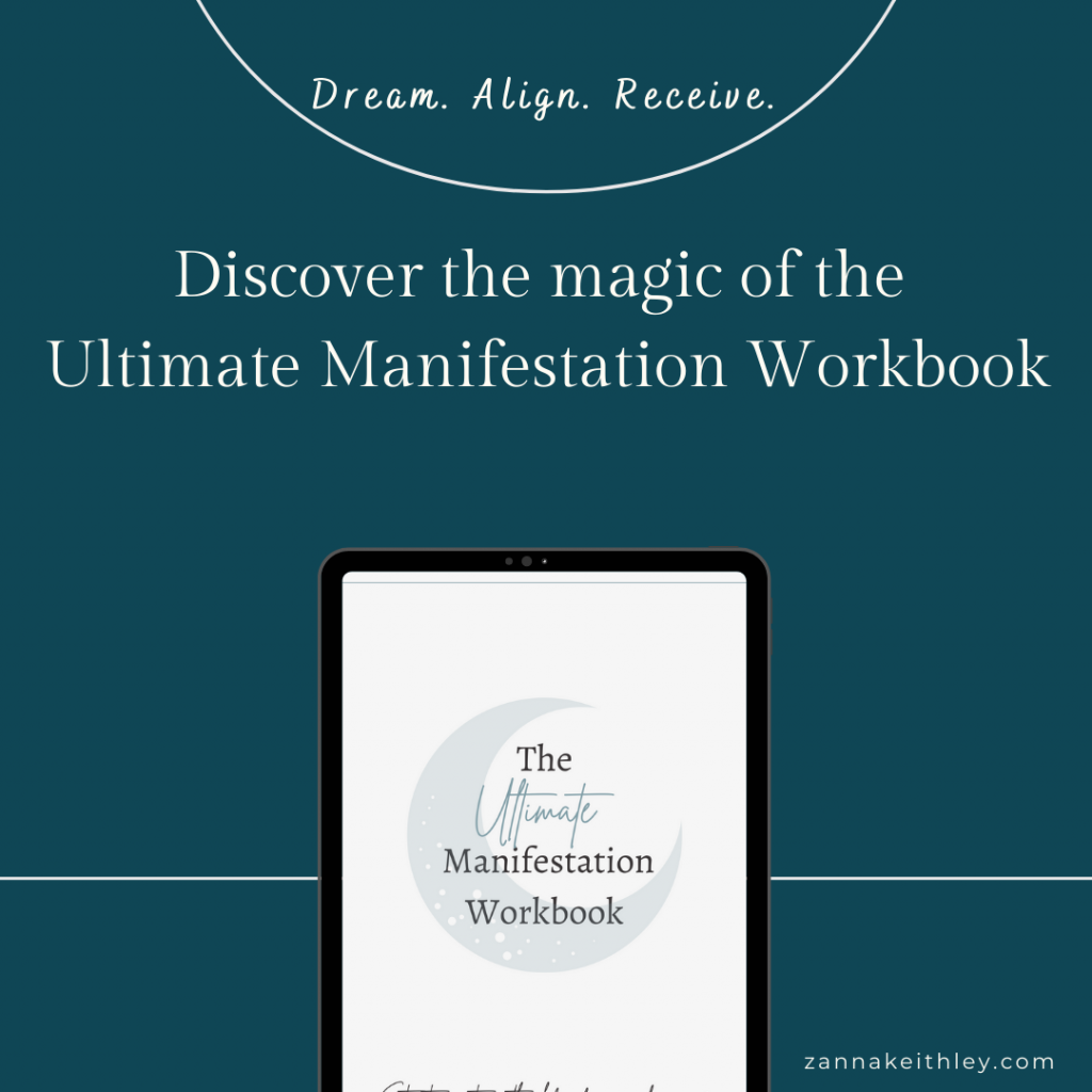 manifestation workbook guide